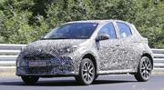 Premières photos de la Future Toyota Yaris 2020