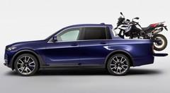 Voici le seul pick-up BMW, sur la base d'un X7