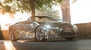 Goodwood 2019 : la production de la Lexus LC Cabriolet confirmée