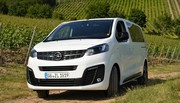 Essai Opel Zafira Life Business : bienvenue au club !