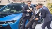 Le patron de BMW s'attend à une décharge électrique