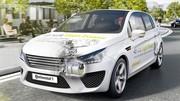 Continental persévère dans l'hybride 48 Volts