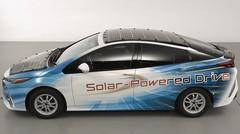 Bientôt une Toyota Prius fonctionnant à l'énergie solaire ?