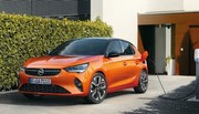 Tarif Opel Corsa-e (2020) : prix et équipements de la Corsa électrique