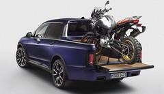 BMW X7 pickup Concept : utilitaire de luxe