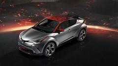 Toyota C-HR : Une version hybride de 180 ch en fin d'année