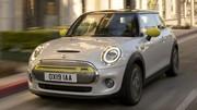 Toutes les infos et photos de la nouvelle Mini électrique Cooper SE