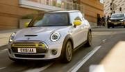 Mini Cooper SE (2019) : britannique électrique
