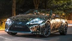 Lexus : La LC Cabrio va devenir réalité