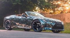 Lexus LC Cabriolet : production de série confirmée