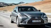 Essai Lexus ES 300h (avec mesures)