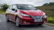 Essai Nissan Leaf e+ : Plus d'autonomie