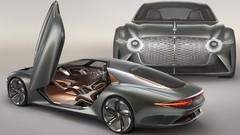 Bentley EXP 100 GT : cadeau de centenaire