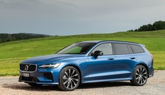 Essai Volvo V60 R-Design T8 Twin Engine