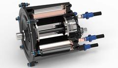 Voiture électrique : un moteur révolutionnaire