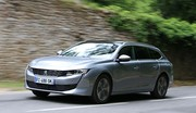 Essai Peugeot 508 SW : le style avant tout