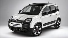 Fiat Panda : une série limitée City Cross Black and Waze