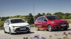 Essai : la Toyota Corolla TS défie la Peugeot 308 SW