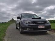 Essai Subaru Impreza WRX STI : Scotchée !