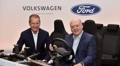 Ford va utiliser la plate-forme électrique de Volkswagen