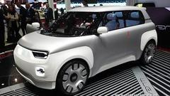 Fiat confirme la production d'une future petite électrique