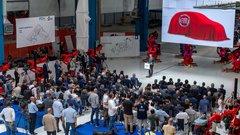 Fiat donne le coup d'envoi pour la nouvelle 500 électrique