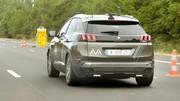 La voiture autonome de PSA montre ses progrès sur autoroute