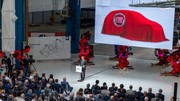 Fiat 500 électrique (2020) : l'usine de Mirafiori en Italie est prête