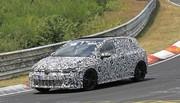 La future VW Golf GTI s'entraîne déjà !