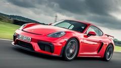 Essai Porsche 718 Cayman GT4 2019 : bon sang
