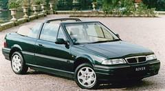 Marche arrière : La Rover 216i cabriolet