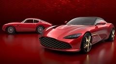 Aston Martin : nouvelle photo de la DBS GT Zagato