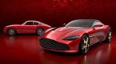 Aston Martin DBS et DB4 GT Zagato : duo de choc
