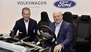 Ford va construire une électrique sur base Volkswagen MEB