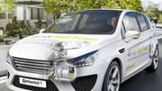 Continental développe un système hybride léger