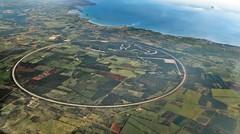 Porsche a inauguré la piste d'essais de Nardò totalement rénovée