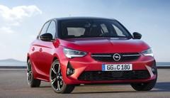 L'Opel Corsa 2019 dévoile tous ses prix