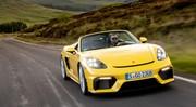 Essai Porsche 718 Spyder 2019 : sport et découverte