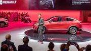 Baisse des ventes de Renault, freinées par le recul des marchés mondiaux