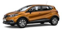 Renault Captur : une série limitée Sunset