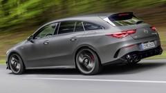 Mercedes-AMG CLA 45 Shooting Brake : de 387 à 421 ch !