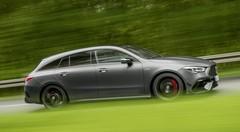 Mercedes dévoile la CLA Shooting Brake 45 AMG S