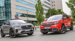Comparatif Citroën C5 Aircross BlueHDi 130 EAT8 VS Hyundai Tucson CRDi 136 DCT-7