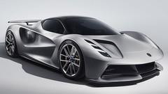 Lotus lance l'Evija, une hypercar électrique