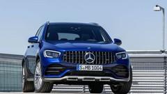 Mercedes GLC et GLC coupé : nouvelle version 43 AMG de 390 ch
