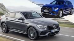 Mercedes-AMG GLC et GLC Coupé 43 4MATIC restylés : salut les musclés !