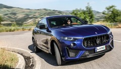 Essai Maserati Levante Trofeo : Monsieur muscles
