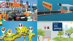 Le Télépéage étend son offre en Europe