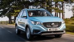 MG annonce son retour en France avec le SUV électrique ZS EV