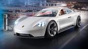 Playmobil The Movie : la Porsche Mission E de Rex Dasher arrive en magasin